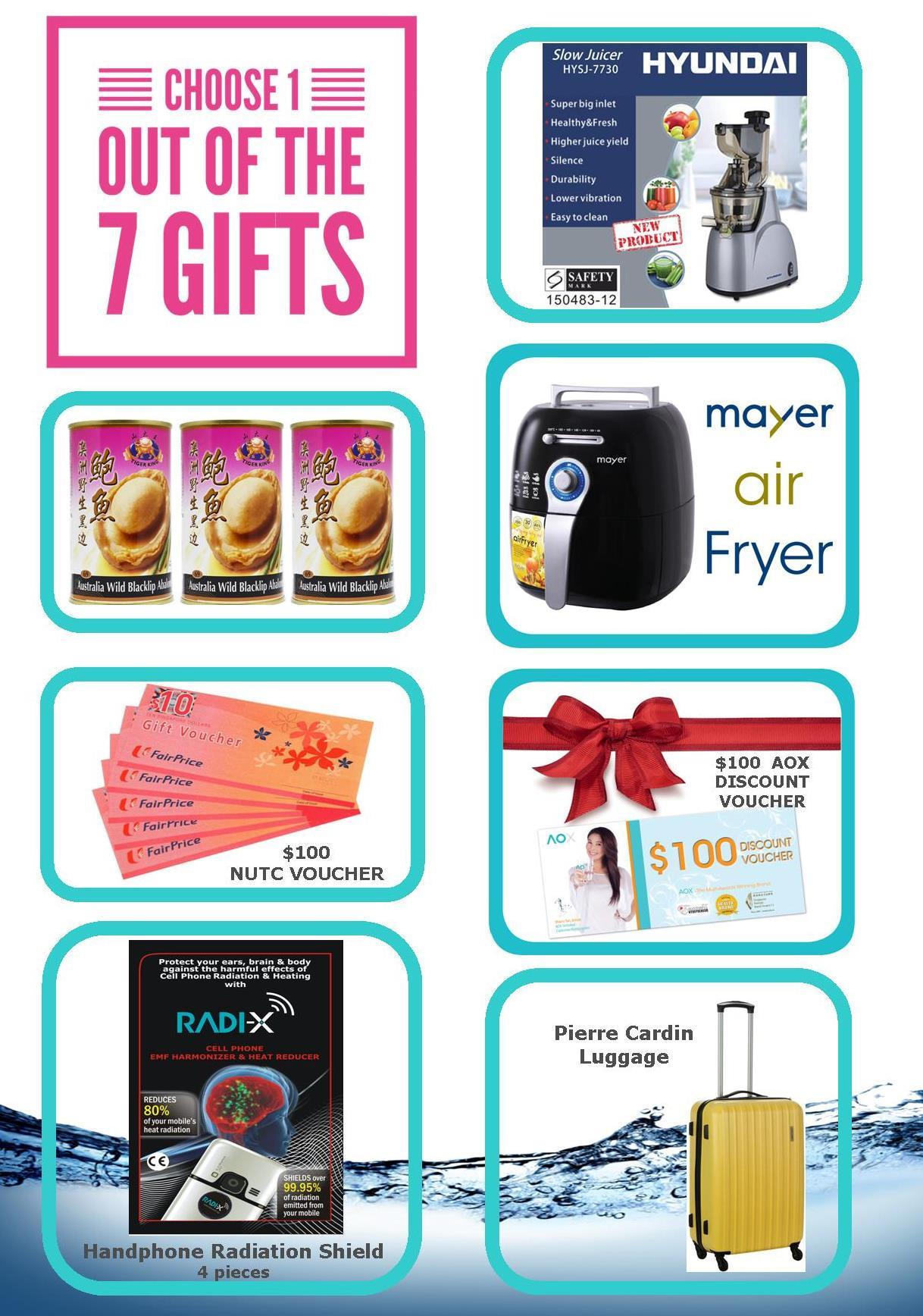 Bonus-Gift